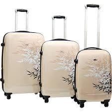 Image result for hardside luggage sets