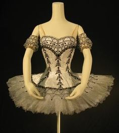 Tutu worn by Antoinette Sibley as Clara in Act II of The Royal Ballet production of 'The Nutcracker' (1968)