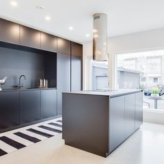 House, Table, Modern Apartments, Furniture, Kitchens, Home Decor, Interiors, Modern Condo, Home Deco
