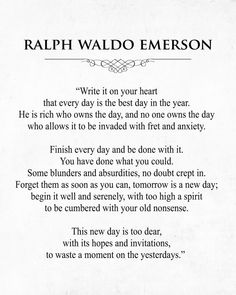 Famous Ralph Waldo Emerson quotes will show you how you can be open to starting a more full and simple life with timeless wisdom. Quotable Quotes, Wisdom Quotes, Words Quotes, Quotes To Live By, Me Quotes, Sayings, Best Day Quotes, Famous Quotes From Books, Humility Quotes