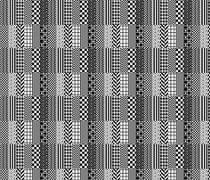 black_and_white_chevrons__chekked__stripes_and_columns fabric by vinkeli on Spoonflower - custom fabric Spoonflower Fabric, Columns, Custom Fabric, Chevron, Fabrics, Stripes, Wallpapers, Colorful, Black And White