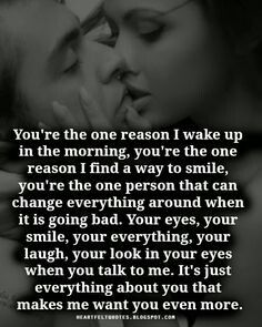 .yes! Everything about you keeps me wanting more!!!!❤❤❤