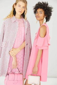 Kate Spade New York Resort 2018 Fashion Show Collection