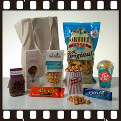 the marvellous movie night gift bag by whisk hampers | notonthehighstreet.com