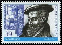 Georgius Agricola - Vater der Mineralogie