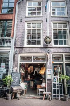 Amsterdam shopping guide