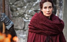 'Game of Thrones' Carice van Houten: Melisandre insecure in season 6 | EW.com