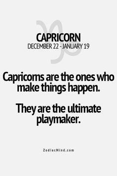 ♑ Capricorn ♑ #capricorn #zodiac #january #december #astrology