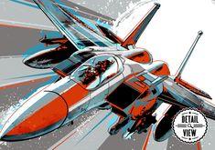F-15 Eagle Art Pop Art Airplane by MediaGraffitiStudio on Etsy