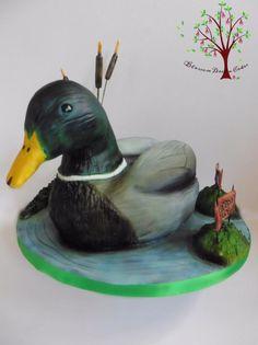 Quack Quack! by Blossom Dream Cakes - Angela Morris