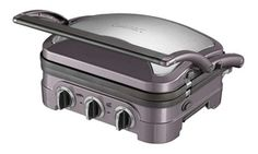 Simplify the way you cook with the Cuisinart Multi-Function Griddle