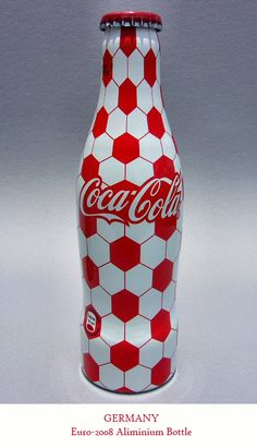 """Coca Cola SE"" Germany Euro 2008"