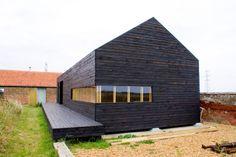 Stealth Barn. Location: United Kingdom; firm: Carl Turner Architects; year: 2011