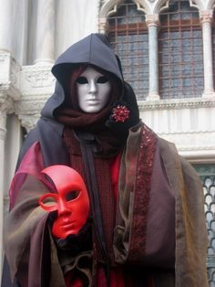 Carnival in Venice 1 by ~huby on deviantART