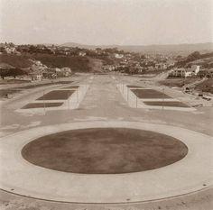 1940 - Praça Charles Miller - Pacaembú