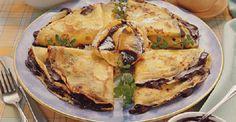 La ricetta delle ciocco crepes di Marco Bianchi per Detto Fatto