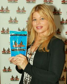 Donna D'Errico of Baywatch