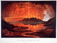 Discover Te Wairoa Buried Village in Lake Tarawera, New Zealand: A Maori village obliterated by an 1886 volcanic eruption. Kiwiana, Future Travel, Earth Science, Bury, Amazing Nature, Cool Photos, Amazing Photos, New Zealand, Island
