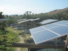 NRG Completes First Two Projects Under $1 Million Clinton Global Initiative Commitment to Build Solar Energy Sites in Haiti