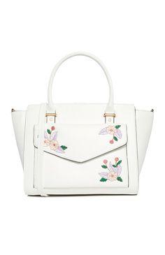 Primark - White Flor