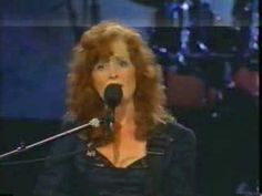 Bonnie Raitt...Something to Talk About. Love her deep voice. A toe tapping song.