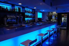"Restaurant / Lounge Bar Interior Design - Silvan Francisco, ""Sabor"" General Pardiñas Street, in Madrid. 2006"