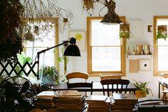 organic cafe, via Flickr.