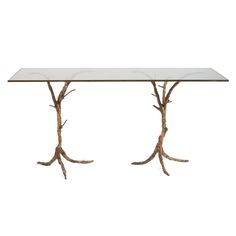 Buy The Gnarled Vine Console By Cox London For Rose Tarlow Melrose House    Made To Order Designer Furniture From Dering Hallu0027s Collection Of  Contemporary ...