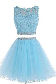 Sparkly Prom Dress, two pieces prom dresses applique short homecoming dresses , These 2020 prom dresses include everything from sophisticated long prom gowns to short party dresses for prom. Girls Short Dresses, Prom Dresses Two Piece, Cute Prom Dresses, Grad Dresses, Homecoming Dresses, Party Dresses, Event Dresses, Dress Prom, Bridesmaid Dresses