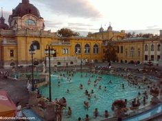 Top 12 things to do in Budapest