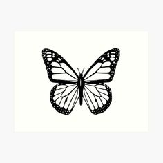 Line Art Tattoos, Mini Tattoos, Cute Tattoos, Black Tattoos, Tattoo Drawings, Body Art Tattoos, Small Tattoos, Purple Butterfly Tattoo, Butterfly Tattoos For Women