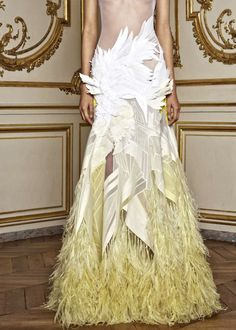 awesomeness from Givenchy couture