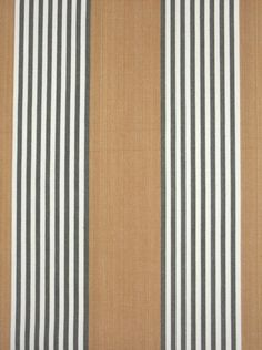ab0ffc301d Sivas Stripe Fabric A 100% cotton rusty orange stripe fabric alternated  with charcoal and cream