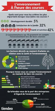 Infographie | Comment le souci de l'environnement influence nos achats ?