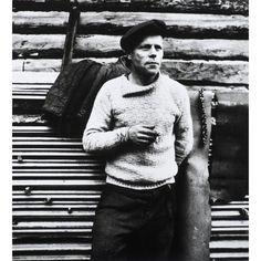 Antanas SUTKUS (né en 1939) Singer of Lithuanian folk songs, 1967 Épreuve argentique d'époque