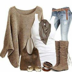 39 Stylish Casual Style Looks To Add To Your Wardrobe - Global Outfit Experts Mode Outfits, Casual Outfits, Fashion Outfits, Fashion Trends, Ladies Fashion, Fashion Ideas, Denim Outfits, Fashion Guide, Ladies Outfits