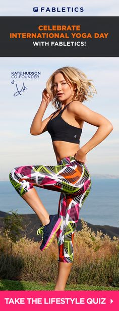 ☀ It's International Yoga Day ☀ To Celebrate, We Are Gifting You With Your First Outfit From ONLY £20 + Free Delivery! Take the Lifestyle Quiz to Discover Outfits that Suit Your Workout Now