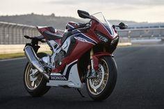 Honda CBR1000RR SP: Inyección de adrenalina