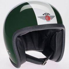 Davida Speedster British Racing Green / White Two Tone
