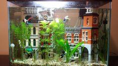 My Lego fish tank