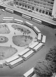 Resultado de imagem para fotos do transporte rodoviario de s. paulo