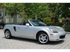 2002 Toyota MR2 Spyder Mid Engine RWD 1.8L 5-Speed Manual Leather 15in Alloys