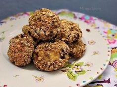 Печенье из ДВУХ компонентов — банана и овсянки  #Рецепты #Кулинария  Кликните…