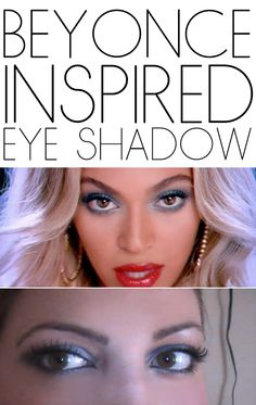 Beyonce Inspired Eye Shadow http://sulia.com/my_thoughts/1ac67f8a-4fea-45ea-b69d-036f1c0325d8/?source=pin&action=share&btn=big&form_factor=desktop