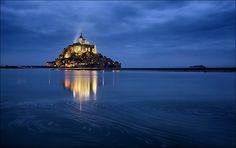 Mont Saint Michel by Birgit Pittelkow on 500px