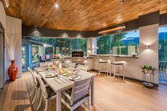 Garth Hystad, star of the DIY Network series Mega Decks, shares 3 over-the-top projects in the Centennial State. Mega Decks, Zen Interiors, Dining Table Lighting, Zen Home Decor, Hgtv Star, Zen Design, Beautiful Dining Rooms, Colorado Homes, Minimal Decor