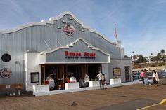 Brunch at Bubba Gumps..Santa Monica