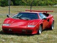1987 Lamborghini Countach Classic