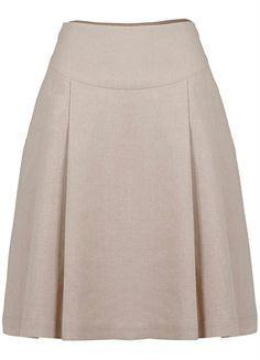 Faldas mg Love pleated skirts. Cute Skirts, Mini Skirts, Pleated Skirts, Skirt Outfits, Dress Skirt, Jw Mode, Mode Style, Dress Patterns, Clothing Patterns