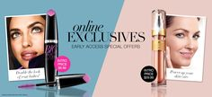 Online Exclusives!  Don't miss this deals!  #BeautyForAPurpose